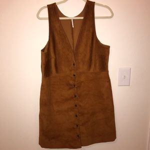 Free People Rolling Thunder Dress